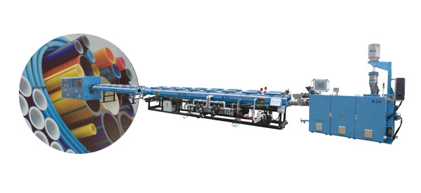 PPR Pipe extrusion equipment
