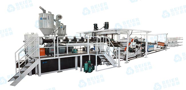 ps-sheet-extrusion-line
