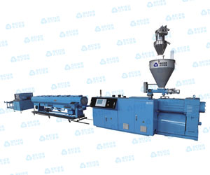 wood-plastic-profile-extrusion-line