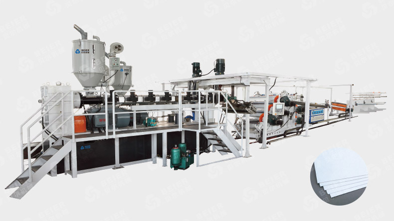 PS Sheet Extrusion Line