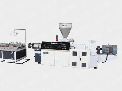PVC / WPC Profile Extrusion Line