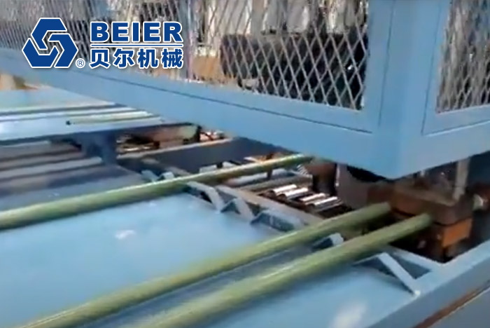 Polyolefin Pipe Double-strand Extrusion Line