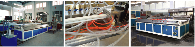 wood-plastic-profile-extrusion-line