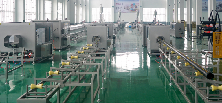 Pe Extrusion Line Pe High Speed Extrusion Line Pp High
