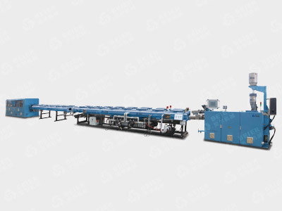 16-63mm PP PE PE-RT PPR High Speed High Efficiency Pipe Extrusion Line
