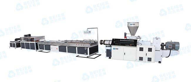 pvc-profile-extrusion-production-line