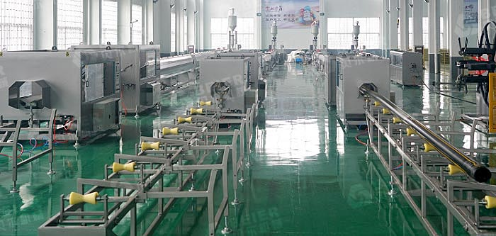 pp-pipe-production-line