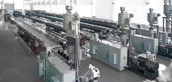 pp-tube-extrusion-line