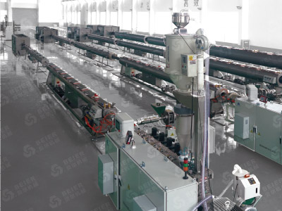 PP Tube Extrusion Line