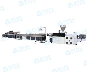 pvc-wood-plastic-profile-extrusion-line