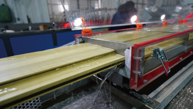Wood-plastic Profile Extrusion Production Lines