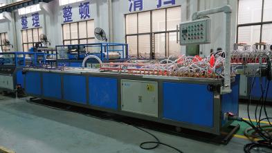 Wood-plastic Profile Extrusion Production Machine
