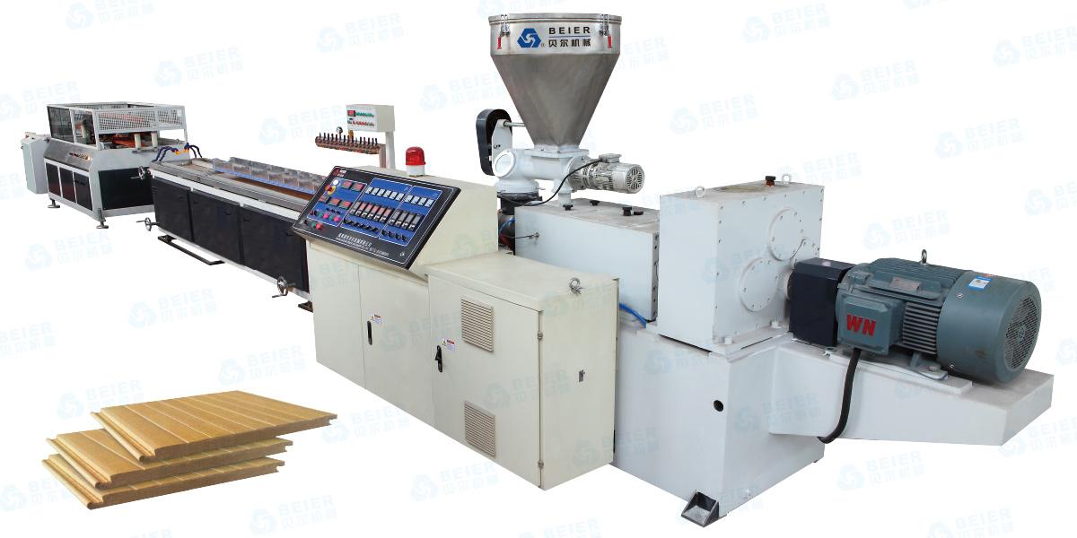 Wood-plastic Profile Extrusion Production Line