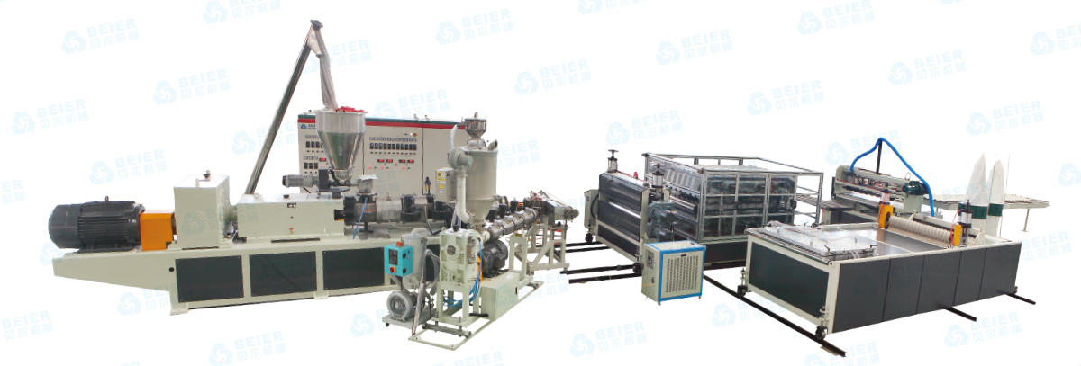 Glaze Roof Tile Production Line