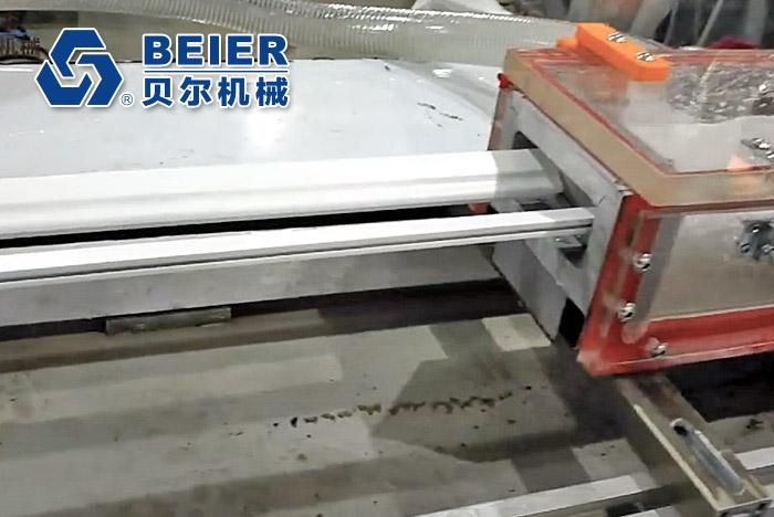 PVC Window Profile Extrusion Machine