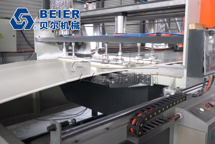 Three-layer PVC Foam Board Extrusion Line