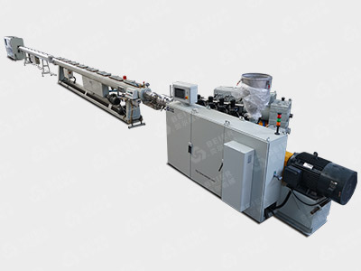 PP Pipe Extrusion Machine