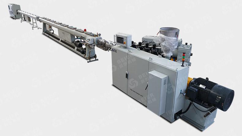 PP Pipe Extrusion Machine