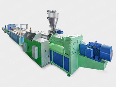PVC Foam Board Extrusion Line