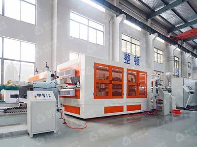 PVC / PMMA Roof Tile Extrusion Production Line