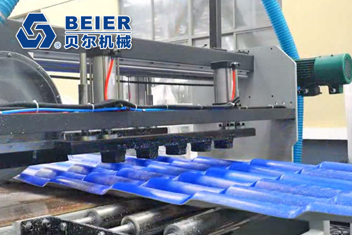 Roof Tile Extrusion Line